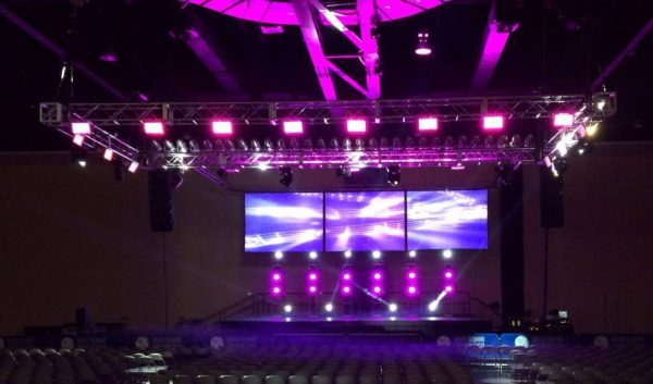 Concert Lighting Package 2