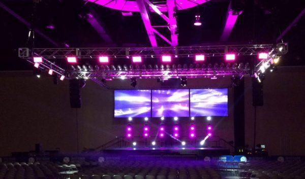 Concert Lighting Package 2
