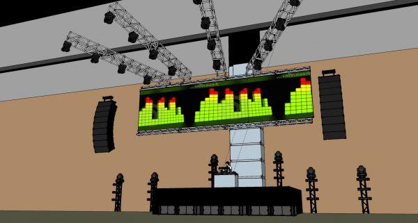 EDM Concert Festival 1